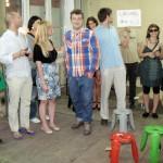 goście i projektanci ProEkoDizajn Warsaw Design Week razem + Prot