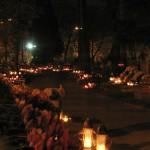 Roman Catholic Cemetery in Łódź, All Saints, Poland 2011